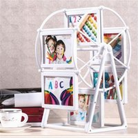 Wholesale photo frame European windmill Frame inch Ferris gchild ifts wheel combination photos home decoration