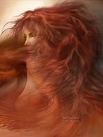 malerei nackt mädchen großhandel-Schlechte moderne nackte Mädchen Kunst Malerei Giclee Print auf Leinwand Fantasy Home Decor Wandkunst Ölgemälde Fancy1213