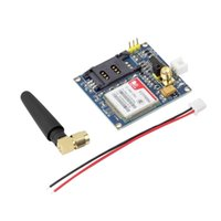 Wholesale Gsm Module Antenna - New SIM900A V4.0 Kit Wireless Extension Module GSM GPRS Board Antenna Tested Worldwide Store <US$10 no tracking