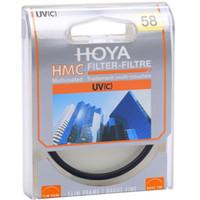 ingrosso filtri 62mm-46 49 52 55 58 62 67 72 77 82mm Hoya HMC UV (C) Filtro per fotocamera reflex digitale sottile come Kenko B + W