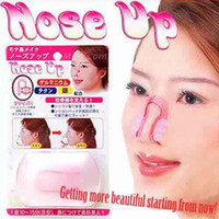 Wholesale Beauty Lift High Nose - 2017 Hot New High Quality Plastic Magic Nosing Nose Up Clip for Nose Shaping Clip Lifting Clipper   Nose Up Beauty Massage Tools Helper