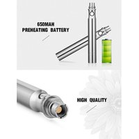 Wholesale Disposable Atomizer Kits - Original Transpring 2016 new products disposable atomizer 510 thread wax vaporizer pen w1 wax vaporizer pen starter kits