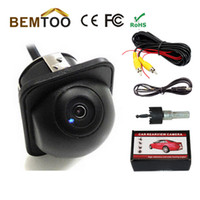 Wholesale Color Camera Reverse Backup - Wholesale-Wholesale170 Wide Angle HD Night Vision Car Rear View Camera Reverse Backup Color parking Camera,Free Shipping