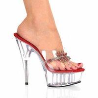 Wholesale Shoes High Platform Sequin - 2016 fashion sequins shoes high-heeled slippers women summer suede platform sandals