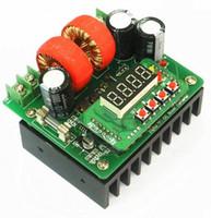ingrosso alimentatore di tensione regolabile dc-B400W Mini DC-DC Digital Control Step Down Module Alimentazione Tensione di corrente regolabile Modulo Componenti elettronici 80V10A