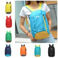 Wholesale Trekking Fashion - Outdoor Backpacks Waterproof Nylon Hiking Bag For Women Travel Cycling Bags Trekking Rucksack Bicycle Backpack KKA3168