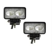 jipe reboque luzes venda por atacado-Preço de fábrica 4 polegada 20 w led luz de trabalho para barco jeep atv utv suv caminhão trator reboque
