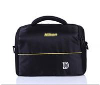 Wholesale Dslr Video Shoulder - Waterproof Video Photo Camera Bag for Nikon J2 J3 V2 V3 D3300 D3200 D3100 D5300 D5200 D5100 D7100 D7000 D700 D90 DSLR P600 P520