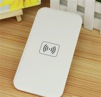 Wholesale Galaxy S Wireless Charger - Qi Standard MC-02A universal Wireless Charger Charging Transmitter Pad For iPhone Samsung Galaxy S 3 4 5 6 free dhl