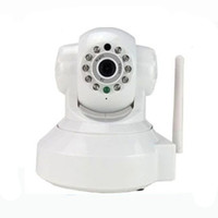 Wholesale Ip Pnp - CCTV IP Camera Wireless IP Cam Internet Access P2P PNP WiFi Hot Point Function IP PTZ Cam