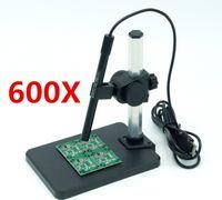 Wholesale Usb Pen Microscope Camera - Mini Focusable USB Digital Pen Microscope Video Endoscope Otoscope Microscope pen 600X