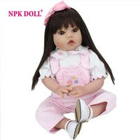 Wholesale Real Doll Faces - Bonecas Adora Doll Reborn Baby Dolls Real Lifelike Babies Toys Cute Face Matryoshka Doll