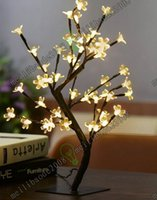 Wholesale Christmas Tree Unique - NEW Magic Gift Unique Rotating Crystal LED Display Stand 7LED Base Stand 360 Degree Rotating Crystal Display Base Stand 7 colo MYY