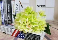 DHL Free Quality Hydrangea Wholesale Big Flower Head 19cm / 7.5