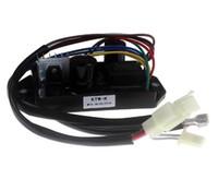 gerador avr automático venda por atacado-Gerador de gasolina monofásico regulador de tensão automática avr KTW-K para gerador de gasolina com rápido frete grátis
