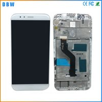 Wholesale Chinese Replacement Phone Screens - Grade AAA Wholesale smart phone LCD for Huawei G8 lcd screen replacement, Touch screen digitizer for huawei G8