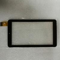 "9,7 tablette weiß großhandel-10 stücke HK70DR2119 Für Tricolor GS700 7 ""Tablet Touchscreen Digitizer FPC-TP070255 (K71) -01 HS1285 PB70A8872 GT70K71 Glas Sensor Ersatz"