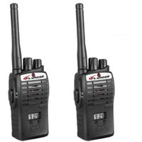 Wholesale Talkie Walkie Sets Two - YIXU JQ220-6C2 6C1 FLYROSE Wireless Walkie Talkie Kids Two-Way Radio Set Kids Portable Electronic Toy Walkie Talkies 2pcs lot CCA6975 100lot