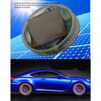 Wholesale Car Tyre Light Solar Power RGB Solar Flash Wheels Rim Light Colorful Waterproof Car Styling LED Gas Nozzle Cap Decoration Lamp