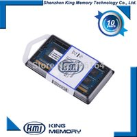 Wholesale Memory Ddr3 2g - free shipping KVR1333D3S9 2G Original chipset DDR3 1333MHz 1.5V 2GB Laptop RAM memory Free shipping