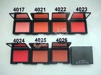 Wholesale Pure Powders - Blush Pure Single Color Face Powder Blush Long-Lasting Blush 4.8g 10Pcs
