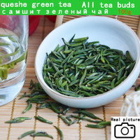 Wholesale Bamboo Green Tea - New good china Queshe tea Zhuyeqing Organic Green Tea (Bamboo Leaf ) Too good to drink 100g Free Shipping