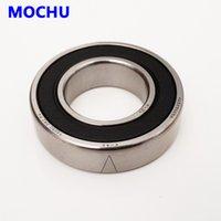 Wholesale Ball Angular - 1pcs MOCHU 7001 H 7001C 2RZ HQ1 P4 12x28x8 Sealed Angular Contact Bearings Speed Spindle Bearings CNC ABEC-7 SI3N4 Ceramic Ball