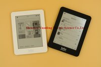 Gros-Best !! e-book reader e-ink e-ink écran Kobo Touch N905 PDF eBook Reader 6 pouces tactile infrarouge WiFi 2GB ereader du livre électronique