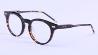 Wholesale Tb Brand - wholesale 2017 TB404c New York Brand Eyeglasses Frames tb retro Fashion Glasses Computer Optical Frame speatacle frame can make prescription