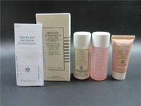 Wholesale Free Voyages - High quality free shipping Emulsion ecologique selection voyage moisturizing cream 4pcs set