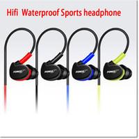 Wholesale Design Headphones - 2016 new design S500 wire earphone inear hifi headphone Colorful stereo Sport Earbuds Type Headset Heavy Bass Sound Stereo Earphone