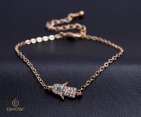 "Wholesale Hamsa Turkey - ""Turkey eye"" bangle vintage fashion hamsa fatima hand evil eye charm bracelets gift for lover"