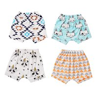 Wholesale Shorts For Toddler Boys - Baby Boys Shorts Girls Shorts Children's Summer Harem Short Shorts For Boys Toddler Clothing Kids BoBo Choose Style hight quality