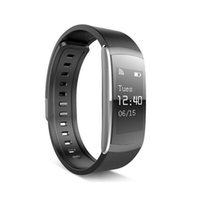 Wholesale Apple Multi Monitor - I6 PRO Bluetooth 4.0 Call Message Heart Rate Monitor Multi-sport mode Smart Band Fitness Tracker IP67 Waterproof Smartband