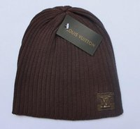 Wholesale Fit Trade - The woolen cap foreign trade cap and the European hat