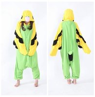 Wholesale Parrot Wings Costume - SS Easter Anime Lovely Parrot Cosplay Animal Onesie Adult Unisex Jumpsuit Big Wings Pajamas Halloween Christmas Party Costumes