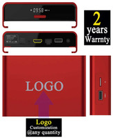 Wholesale Marshmallow Wholesale - 1PCS Logo customized S912 Octa core Android6.0 Marshmallow Ares Spinztv TV boxes IPTV OTT 2GB 16GB Bluetooth 2.4G 5.0G Wifi T95upro T95u T95