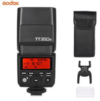 Godox Thinklite TT350N Mini 2.4G Wireless Flashlight della macchina fotografica TTL Slave Speedlite 1 / 8000s Sync ad alta velocità