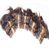 Wholesale Manufacturer Black Hair - 30pcs lot Bulk Quantity Human Hair Weaves Wholesale Brazilian Body wave Manufacturer Light Colors