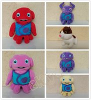 Wholesale Wholesale Alien Stuff - Free Shipping 20cm Crazy Alien plush Toy Crazy UFO by Sinoiplay Inc Animals Stuffed Toy New