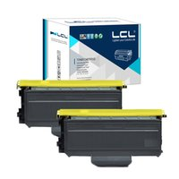 Wholesale Toner Cartridge For Brother - LCL TN2120 TN2110 TN 2120 2110 2600Pages(2-Pack)Toner Cartridge Compatible for Brother DCP-7030 DCP-7040 DCP-7045N HL-2140 HL-2150 HL-2150