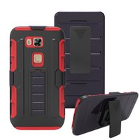 Wholesale One Sv - For HTC Desire 626 526 510 One M10 M9 M8 M7 SV Defender Hybrid Combo Holster Case Belt Clip Kickstand Cover Retail Packaging