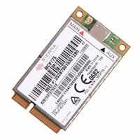 Wholesale Lenovo Unlock - Wholesale- Wireless Adapter Card for UNLOCKED Sierra MC8775 3G WWAN HSPA GSM GPRS EDGE MINI PCI-E Module FRU:42T0931 for IBM Lenovo