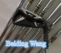 Wholesale Driver Golf - New M2 Golf Irons #456789PS With Original Graphite Shaft or Steel Shaft R or S Flex Golf M 2 Irons Set Club