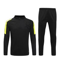 Wholesale Soccer Tracksuit Free Shipping - 2017 England Brazil Dutch Turkish Soccer Tracksuit Best Quality Long sleeve Training suits for uniforms 16 17 free shipping
