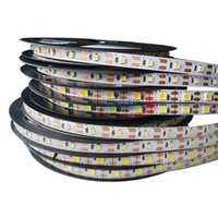 Wholesale Red Tape Sale - Hot sale 5M 300Leds waterproof RGB Led Strip Light 5630 3528 5050 DC12V 60Leds M Fiexble Light Led Ribbon Tape Home Decoration Lamp