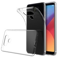 Wholesale Smartphone Case Cover Silicone - TOLIFEEL Case For LG G6 Silicone Cover Original Smartphone Slim Transparent Phone Protection Soft Shell For LG G6 Cover