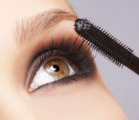 Wholesale Manshili Cosmetics - High Quality Makeup Tools Professional Eyes Makeup Black Lengthening Eyelashes Mascara Waterproof Beauty Cosmetic Brand Manshili