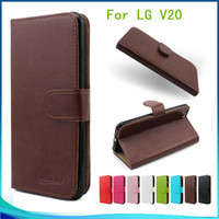 Wholesale X5 Green - For LG X5 For LG V20 Flip Leather pouch Walllet case cover inside Credit card slots