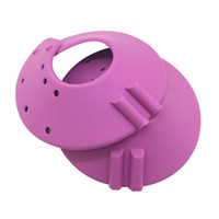 zehner ems massager großhandel-2 Stücke Brustelektroden Pads Tens Elektroden Maschine EMS Brust Massager 43 * 43 mm Brustvergrößerung Stimulator mit 2mm Pin